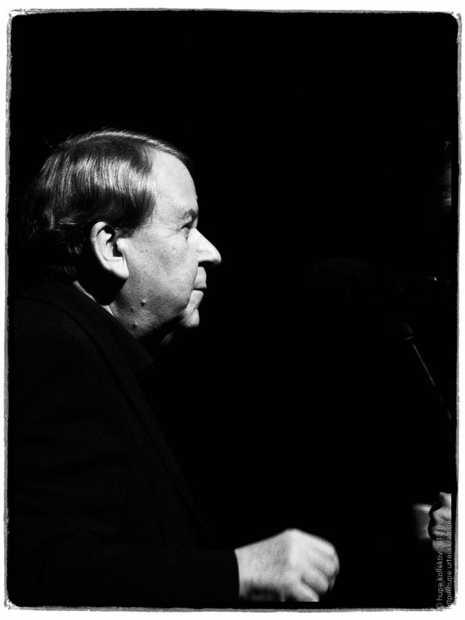 Bert Noglik. Foto: Hufner