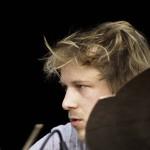 Moritz Baumgärtner - Melt Trio. Foto: Koch