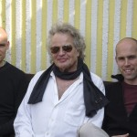 Joachim Kühn Trio mit Chris Jennigs und Eric Schaefer. Foto Tonstudio Bauer