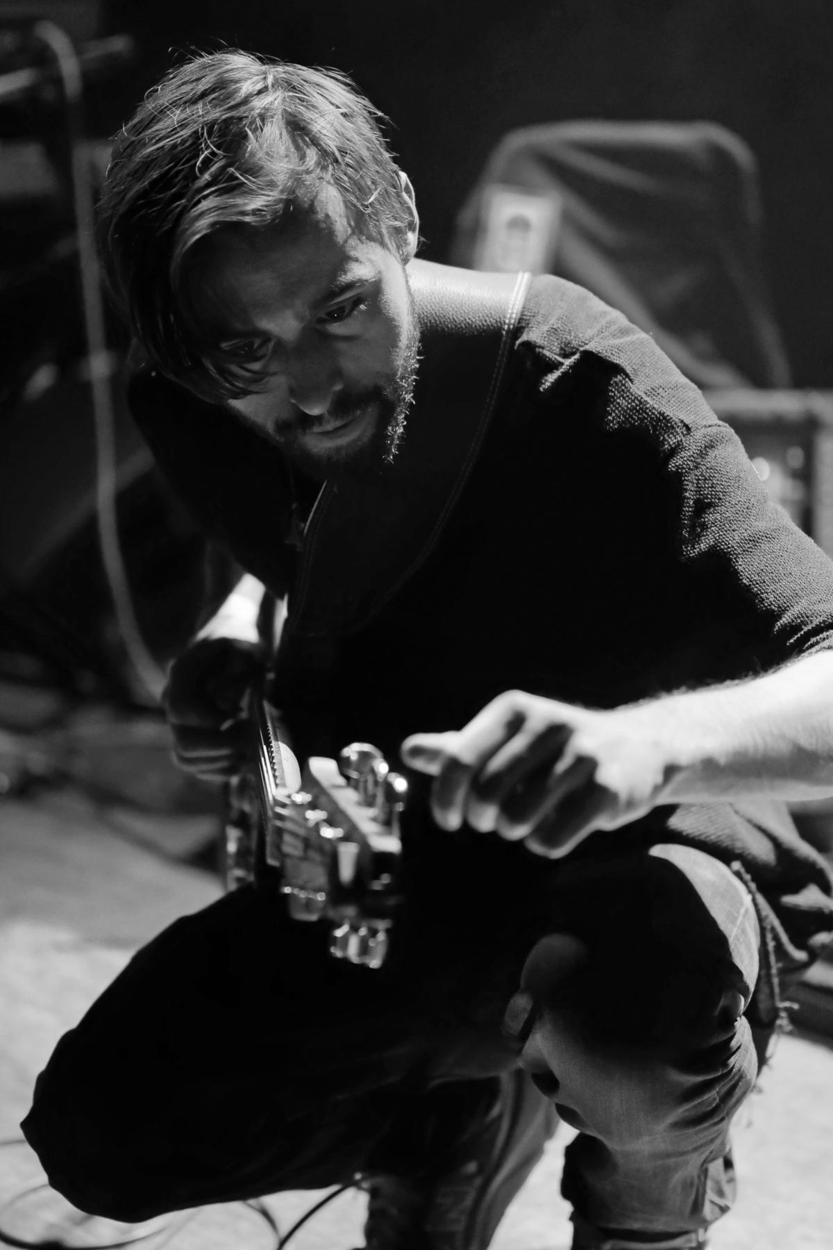Tilman Brandl Gitarre Unterricht Andechs